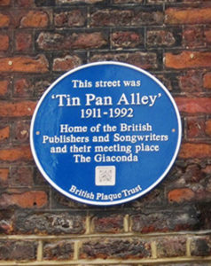 The Pan Alley